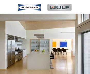 New Modern House on Cape Cod Wins Sub-Zero & Wolf Kitchen Design Award